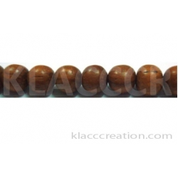 Bayong Round Wood Beads 6mm