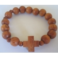Bracelet Rosary Bayong Wood 10mm