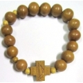 Bracelet Rosary Nangka Wood 10mm